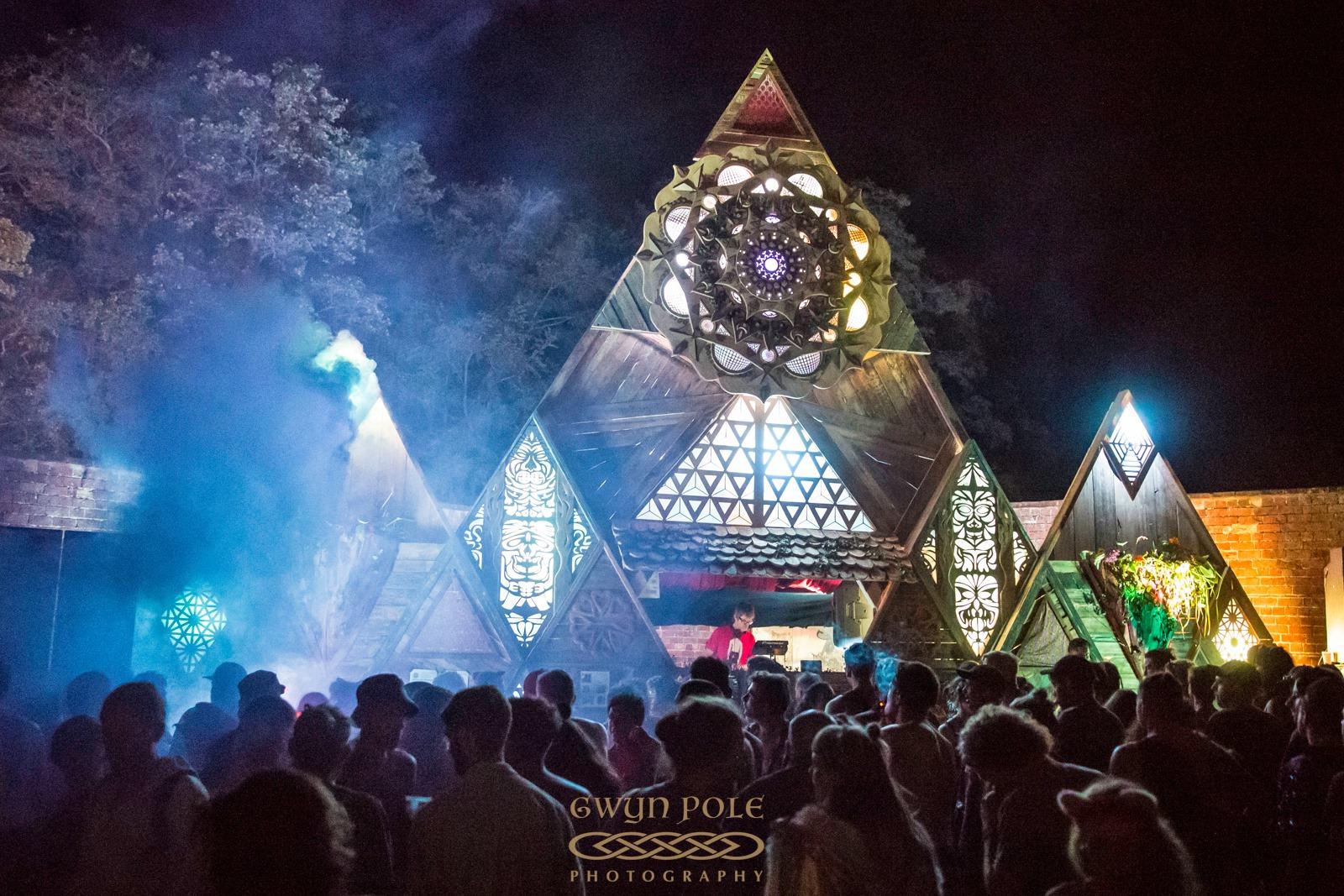 audio farm festival 2018 - sundance stage